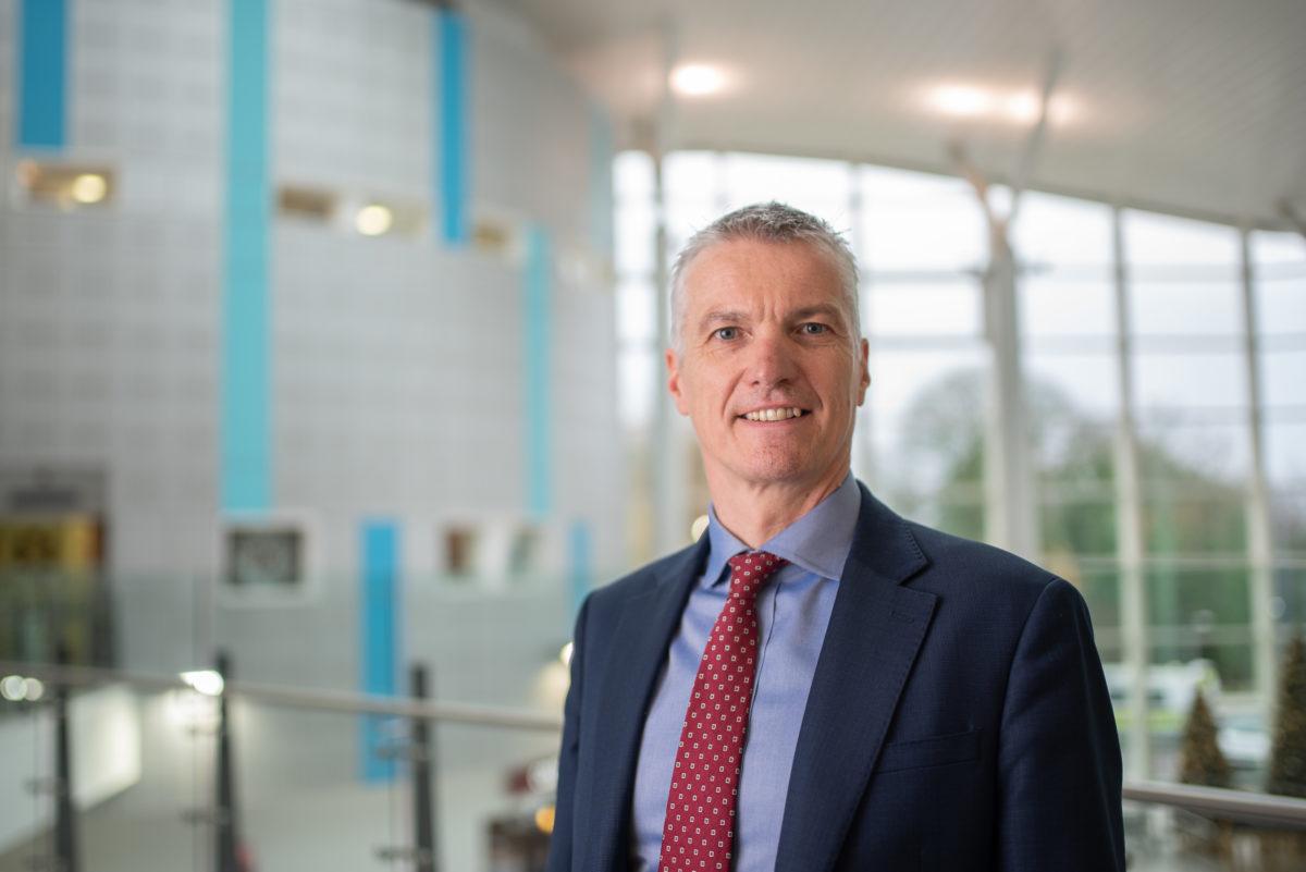 Professor Tim Jones