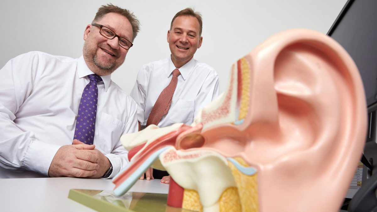 Implantable middle ear microphone study