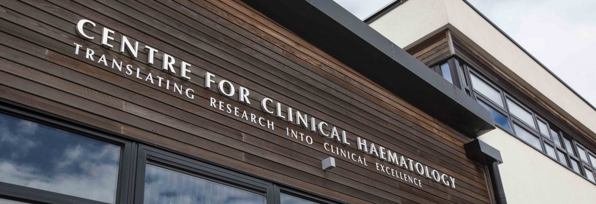 Expansion appeal launched for globally significant Centre for Clinical Haematology