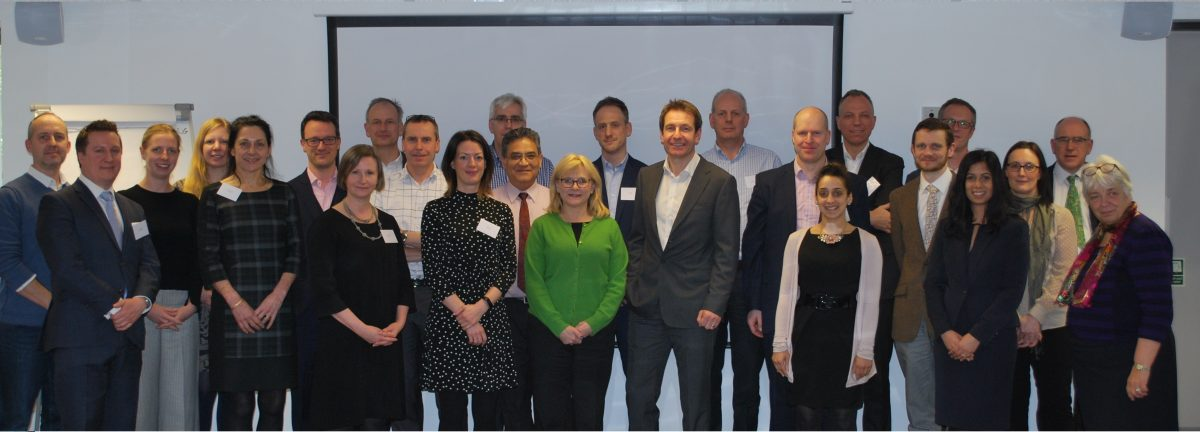 New Advanced Therapy Treatment Centre holds first meeting