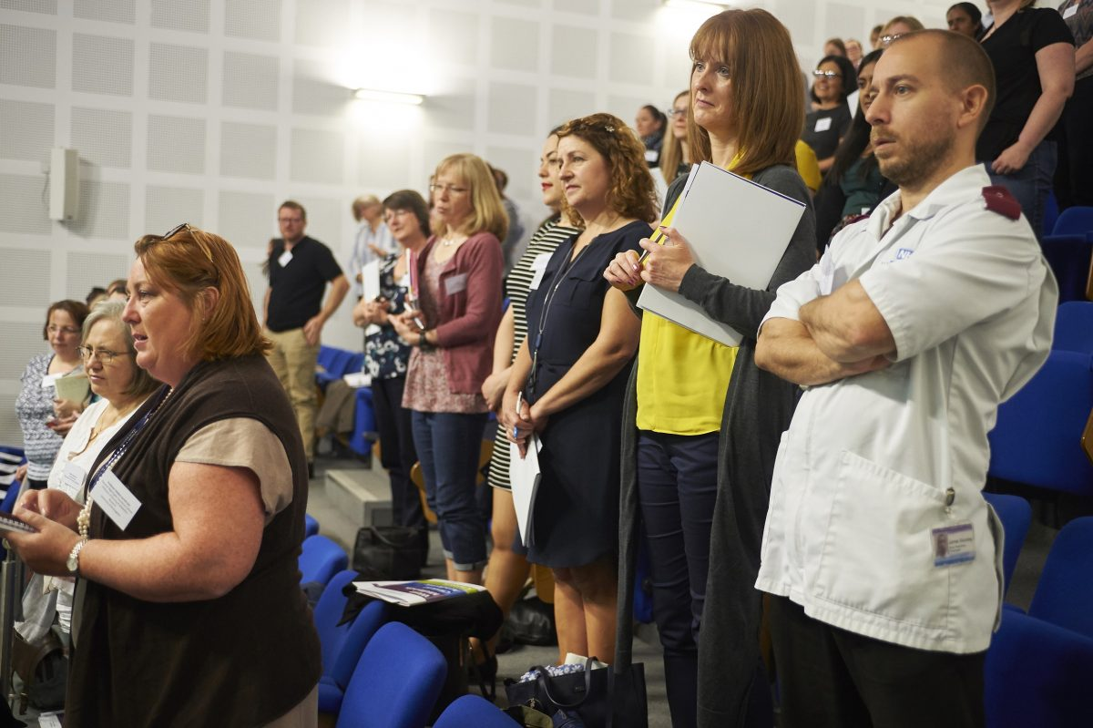 Clinical Academic event celebrates NHS Research