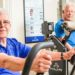 Can seated exercise improve the health of frail older adults?