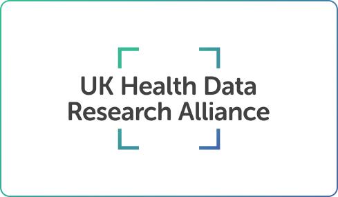 UK Heath Data Research Alliance logo