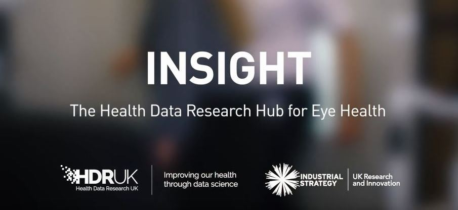 Introducing INSIGHT – Health Data Research Hub for Eye Health