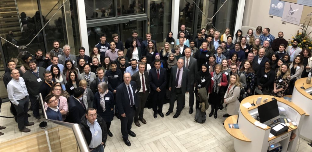 BHF Accelerator Award group photo
