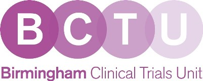 Birmingham Clinical Trials Unit logo