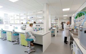 BioHub lab space