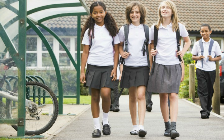The Daily Mile™ programme can help schools reduce obesity