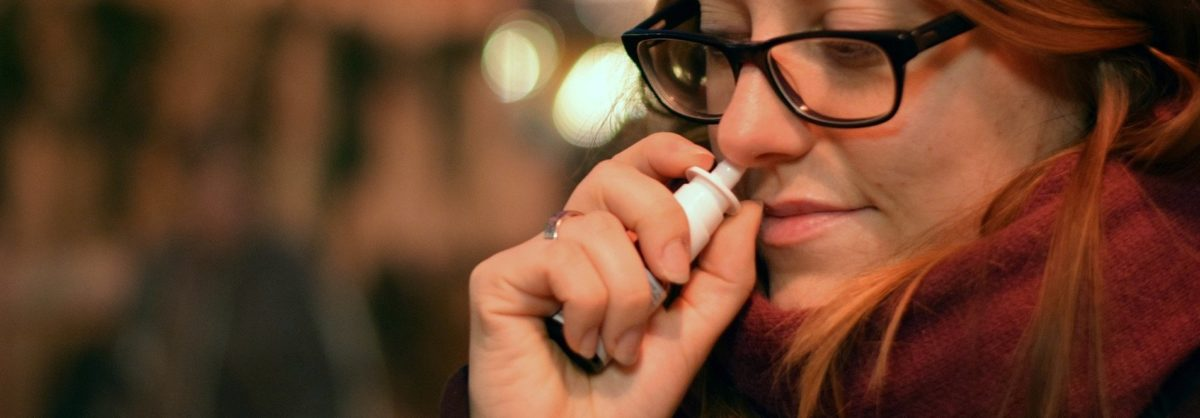 Anti-COVID-19 nasal spray 'ready for use in humans'