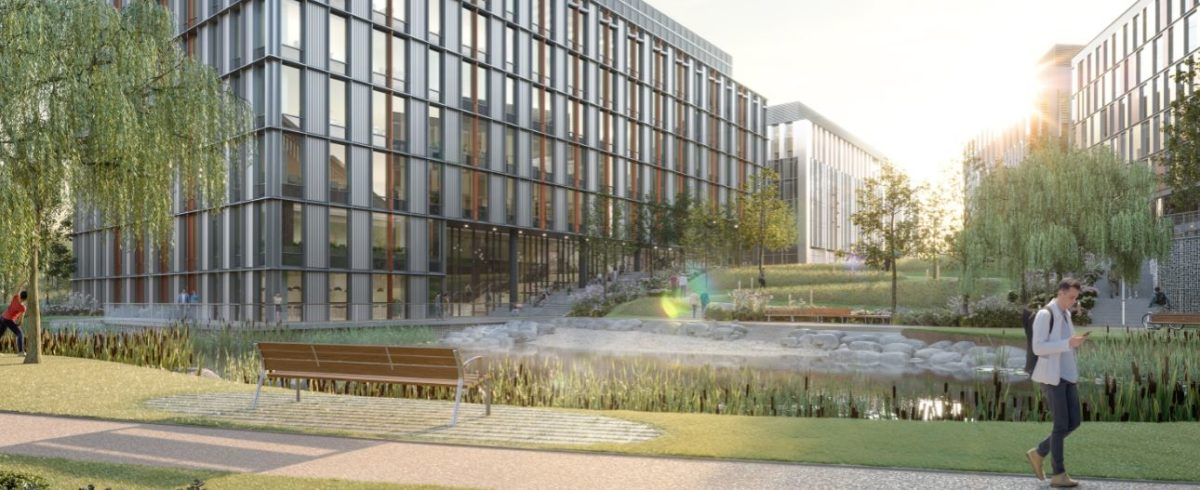 Plans submitted for new Birmingham Health Innovation Campus