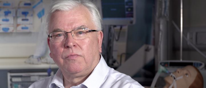 BHP Professor awarded MBE in 2021 Queen's Birthday Honours